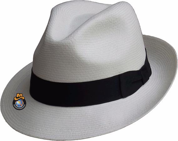 Sombrero Tipo Aguadeño Tejido A Mano Paja Toquilla Extrafina