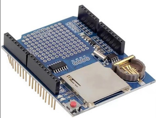 Arduino Shield Datalogger Data Logger Colector De Datos