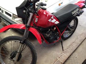 Cros Tierra Yamaha Dt100 Enduro Motor De Fabrica Todo Al Dia