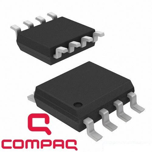 Ci Chip Bios Compaq Cq40-712br - 100% Gravado E Testado
