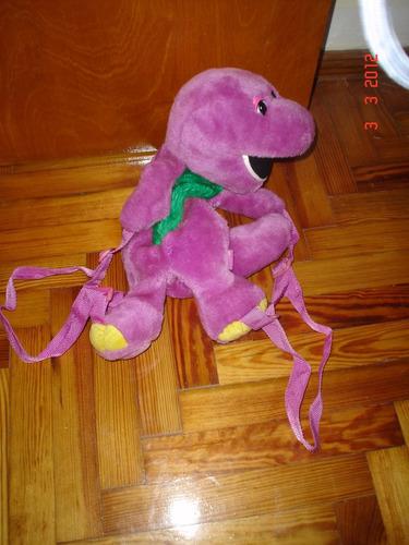 Mochila De Barney