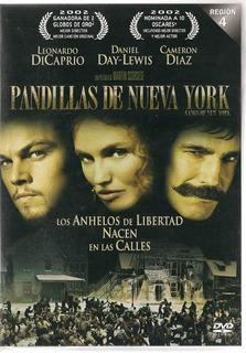 Pandillas De Nueva York Colección 2dvds