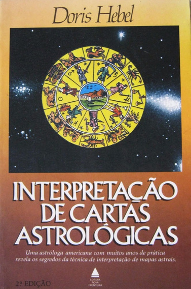 Interpretação Das Cartas Astrologicas - Doris Hebel