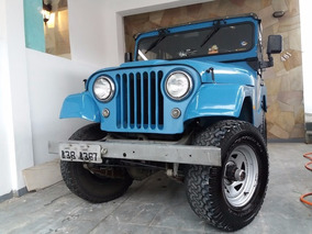 Jeep Ford Willys 1979- Carro Exclusivo