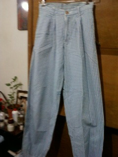 Pantalon Mujer Gaucho Oshkosh Talle 14, Cintura 36cm.-#1