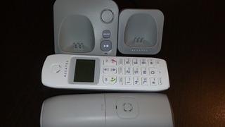 Telefono Alcatel Set 2 Teléfonos Inalámbricos Alcatel Voice