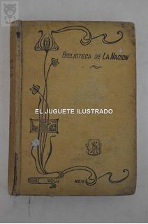 Mas Alla Del Misterio Enrique Sienkiewicz Ed La Nacion 1916