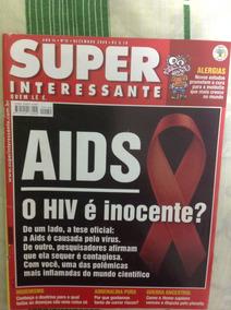 Revista Super-interessante - Aids - O Hiv - Excelente!