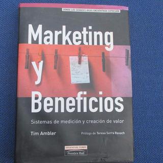 Marketing Y Beneficios, Tim Ambler, Financial Times Prentice