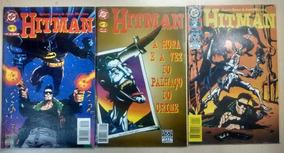 Pacote - Gibi Hitman - 1 2 E 3 - Dc Comics
