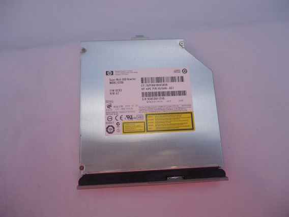 Gravador De Dvd Hp Model Dv7 - P/n Cn0314-mm00-mi06 A47-5