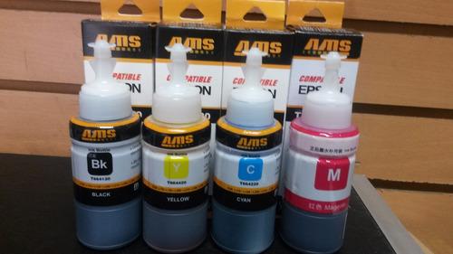 Botella Tinta Ams Compatible Epson L200 Precio Por Unidad