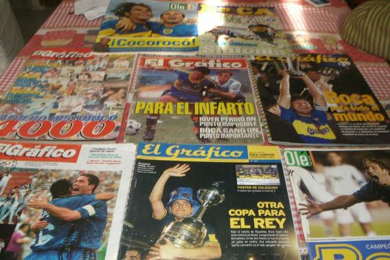 Revistas Boca