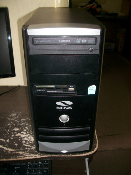 Cpu Nova Pentium 4 3.0ghz 2gb Ram, Hd 160gb On Board_usado