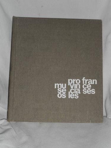 Imagen 1 de 3 de Museos Provinciales Franceses + Diapositivas  Librofilm