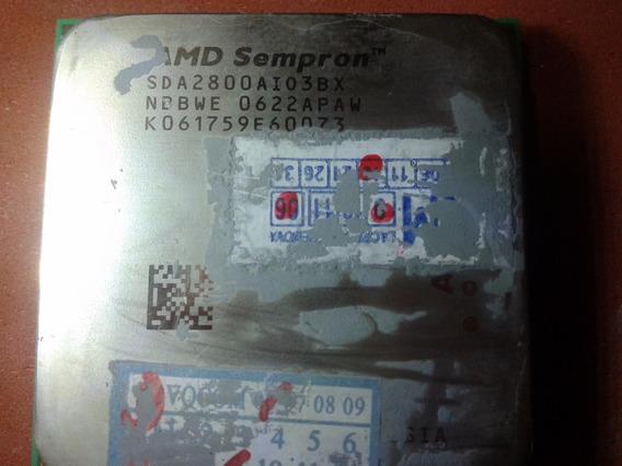Amd Sempron Sda 2800 1.6 Ghz 256 K