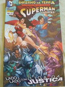 Hq Superman - Os Novos 52 - N 19