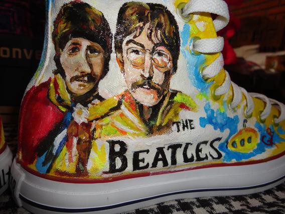 Converse The Beatles