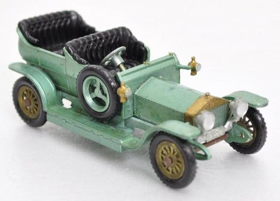 Belo Carrinho Em Miniatura No. 15 Rolls Royce - 1907. Inglês