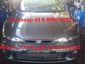 Sucata Fiat Marea 1.8 16v Ano 2000 Sedam ( Venda De Peças )