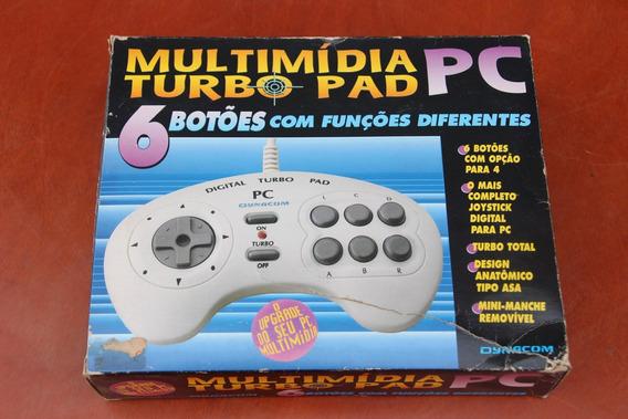 Controle Para Pc Turbo Pad Dynacom