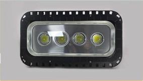 Refletor Led Holofote 200w Bivolt Branco Frio A Prova D