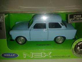 Miniatura Trabant Escala 1:32 Welly - Novo / Lacrado !!!