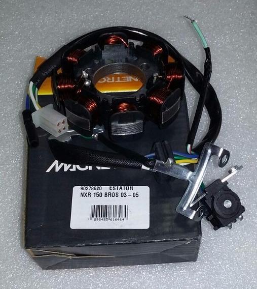 Estator Honda Nxr 150 Bros 2003 Até 2005 Magnetron