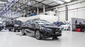 Chevrolet Cruze 1.4 Ltz Blindado Hi Tech Niii-a 2017 2017