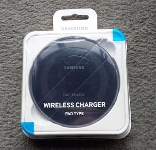 Carregador Sem Fio Samsung Indutivo Para S6 - Original