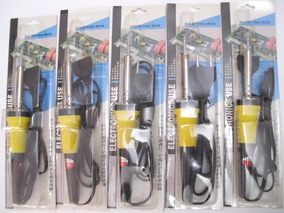 150- Kit Com 5 Ferros De Solda