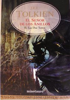 El Señor De Los Anillos Las Dos Torres J.r.r. Tolkien Nuevo