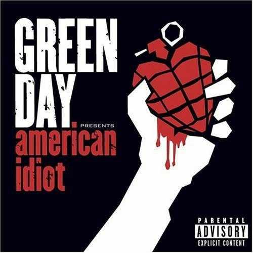 Green Day American Idiot Cd Nuevo Cerrado
