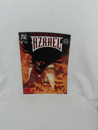 Imagen 1 de 1 de Azrael Numero 32 - D C  Comics 1997.