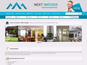 Site Para Imobiliária + Maps - Completo E Moderno