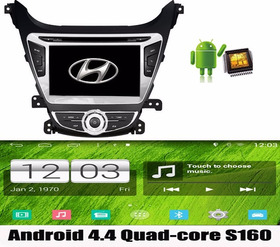 30%off Kit Central Multimidia Android 4.4 Elantra 15 16