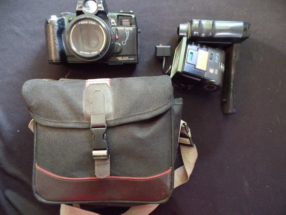 Câmera Fulaica - Motor Drive - F-50mm