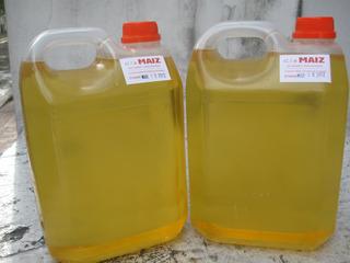 Aceite De Maiz X 5 L Envios S/c A Caballito No Mercado Envio