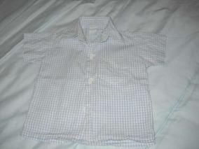 d5d6227ea Camisa Celeste Bebé!! Impecable!! - Ropa y Accesorios en Mercado ...