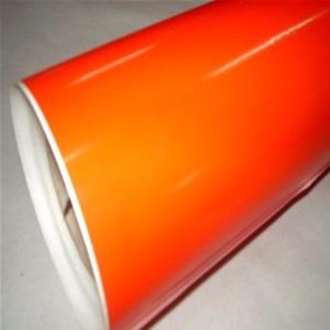 Contact Transp Naranja Osc 3105 Anch 0.60 Cm Venta X Metro