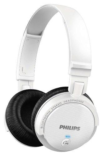 Fone De Ouvido Philips Shb5500wt Bluetooth Galaxy iPhone LG