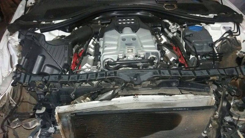 Audi A6 Sedan 2014 Sucata Somente Peças Autopartsabc