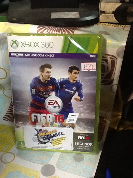 Jogo Xbox 360 Fifa 16
