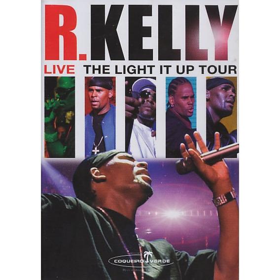 Live The Light It Up Tour