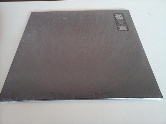 Lp Metallica Black Album Vinil Duplo Importado Eu