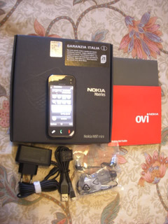 Pedido Nokia Mini N97 Bronce Libre De Fabrica 3g