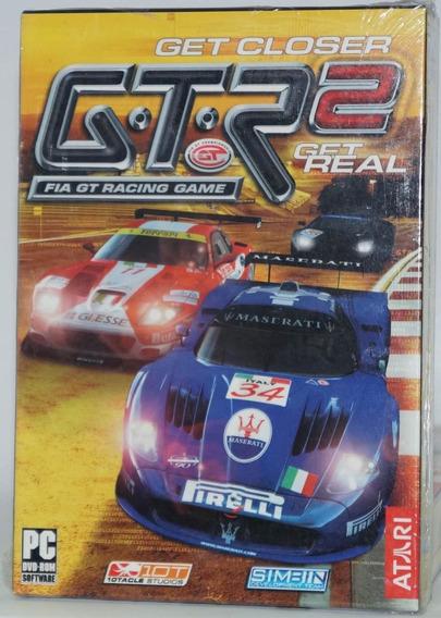 Gtr 2 Fia Gt Racing Game Jogo Pc Original Lacrado