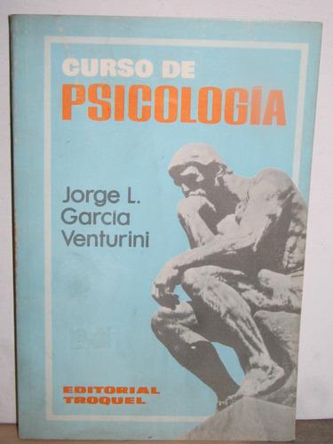 Curso De Psicologia - Garcia Venturini