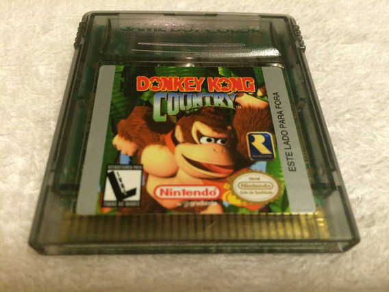 Donkey Kong Country (game Boy Color, 2000) Gradiente