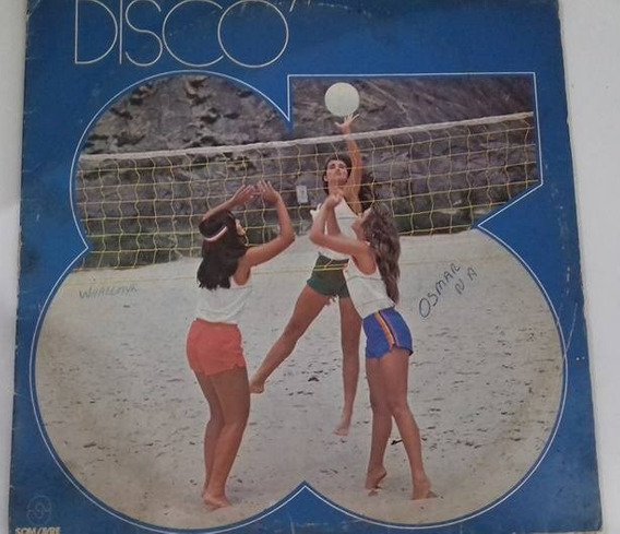 Lp Vinil Disco 83 /usado